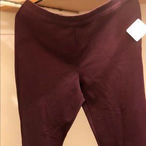 Pants linen